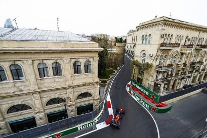 Azerbaijan Grand Prix: Ricciardo leads Raikkonen in Baku practice