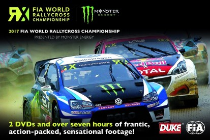 World Rallycross Championship season review DVD