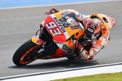 Buriram MotoGP test: Honda's Marc Marquez ends day two on top