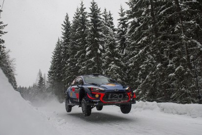WRC Rally Sweden: Neuville heads Breen into final Rally Sweden day