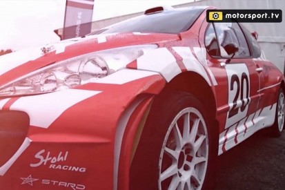 Video: Behind the scenes of World Rallycross's electric future