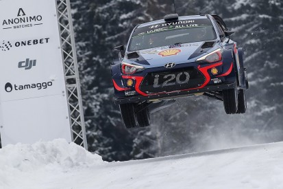WRC Rally Sweden: Neuville wins and takes points lead, Breen second