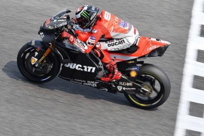 Buriram MotoGP test: Confidence issues led Lorenzo to try 2017 bike