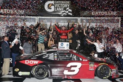 Daytona 500: Childress' Dillon wins after last-lap Almirola clash