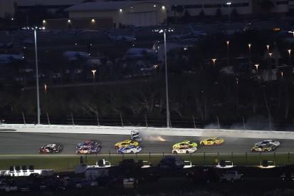 Daytona 500: Almirola defends Dillon over race-deciding collision