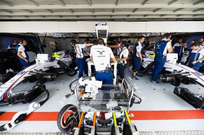 Williams recruits ex-McLaren F1 aero man McKiernan as chief engineer