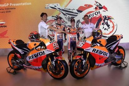 Factory Honda team reveals livery for 2018 MotoGP season