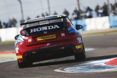 Eurotech to use same BTCC Honda engines as factory Team Dynamics squad