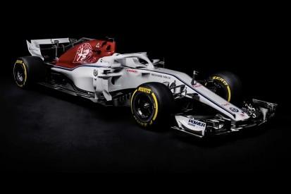 Sauber F1 launch: 2018 C37 revealed with Alfa Romeo backing
