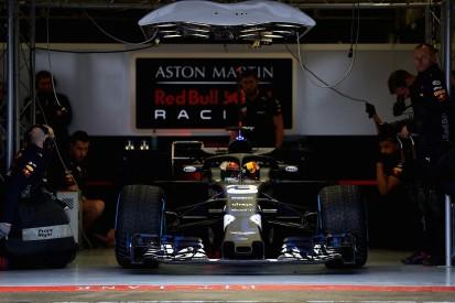 Red Bull F1 launch: Daniel Ricciardo crashed new RB14 on shakedown