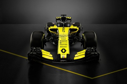 Renault F1 launch: RS18 revealed ahead of 2018 Formula 1 season