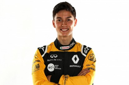 Renault F1 team gives reserve driver role to Jack Aitken