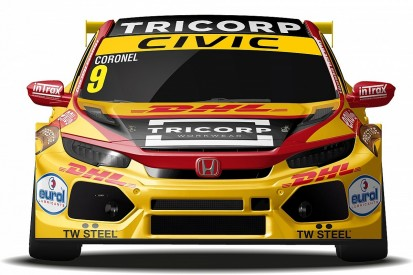 Tom Coronel secures Boutsen Ginion Honda WTCR team for 2018