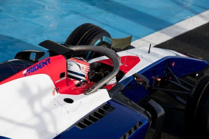 Haas F1 junior drivers to race for Trident in 2018 Formula 2 season