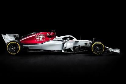 Sauber F1 launch: C37 wheelbase tweak hints at 2018 Ferrari change
