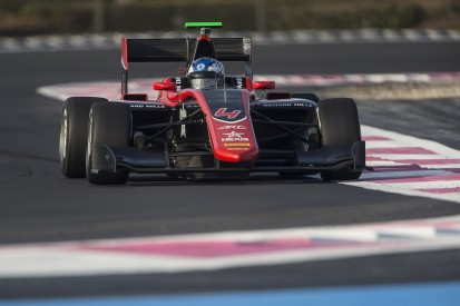 GP3 Paul Ricard test: Hughes fastest for ART from team-mate Mazepin
