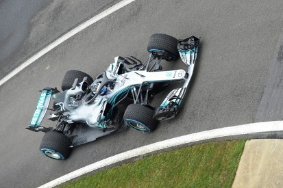 Mercedes F1 launch: 2018 W09 design hits track at Silverstone