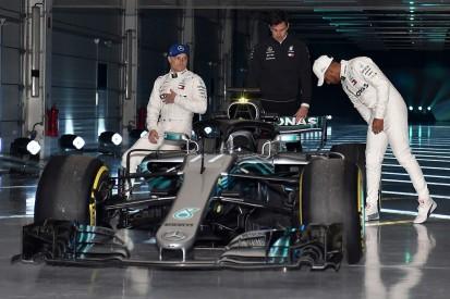 Mercedes F1 launch: Lewis Hamilton explains W09 technical changes