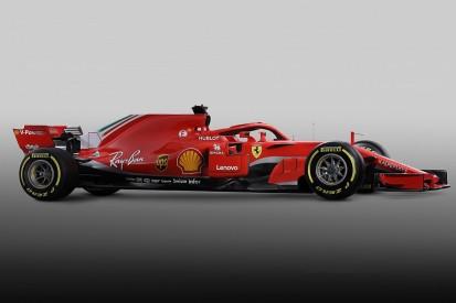 Ferrari F1 launch: 2018 SF71H design revealed at Maranello