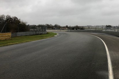 Porsche Curves safety upgrade on Le Mans 24 Hours circuit completed