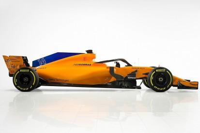 McLaren F1 launch: No 'shortcuts' in swap from Honda to Renault