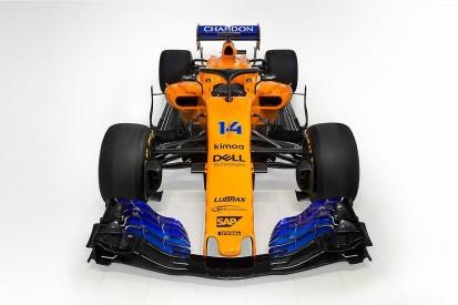 McLaren F1 launch: Orange livery shows fans have been heard - Brown