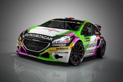 Sebastien Loeb's team signs up for 2018 World Rallycross season