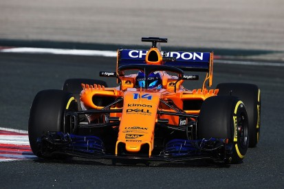 Renault-powered McLaren 2018 F1 car hits track for first time