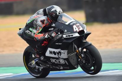 Aprilia delays introducing new MotoGP engine until Qatar season opener