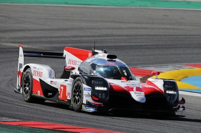 Toyota wants different technology levels in WEC's LMP1 from 2020/21