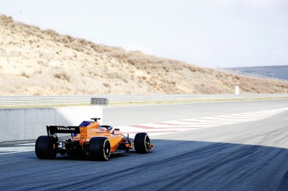 McLaren F1 launch: Fernando Alonso promises fans 'good times'