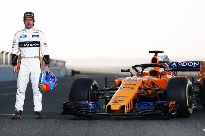 Fernando Alonso dismisses debate over F1 halo for 2018