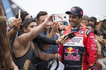 Nasser Al-Attiyah set to land WRC outings in a Toyota Yaris