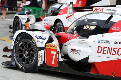 Toyota rules out World Endurance Championship hiatus