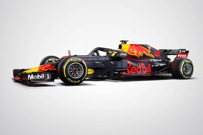 F1 testing 2018: Red Bull reveals its RB14 car's racing livery