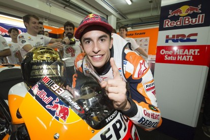 Marquez completes deal to stay at Honda in MotoGP for 2019 and '20