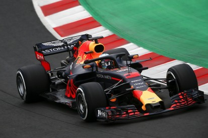 F1 testing 2018: Red Bull's Ricciardo ends Barcelona day one on top