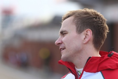 Aron Taylor-Smith to race Blancpain Bentley after BTCC exit