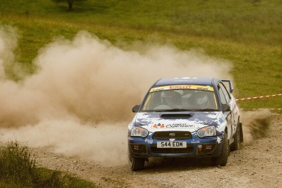 Singer John Newman to make rallying debut on Mid Wales Stages