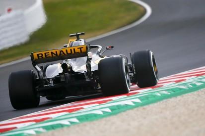 Renault F1 team already considering strategic 2018 grid penalties