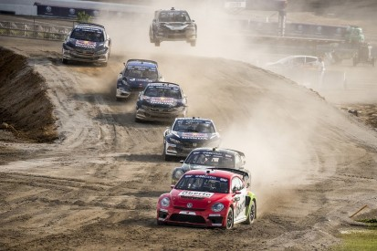Global Rallycross Championship drops Supercar class for 2018