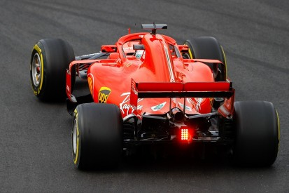 F1 testing: Sebastian Vettel and Ferrari lead Barcelona day two