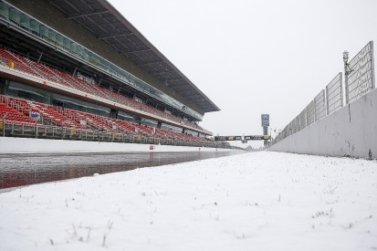 F1 testing: Moves to reschedule snow-hit test day set to fail