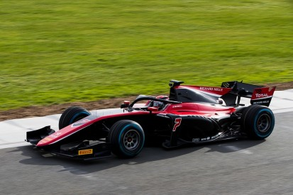 Turbocharged new Formula 2 car for 2018 requires new driving style