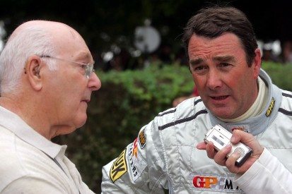 Nigel Mansell and Murray Walker to attend Thruxton 50th anniversary
