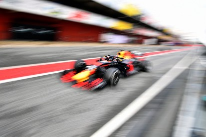 F1 testing: Max Verstappen feels 'big difference' in 2018 Red Bull