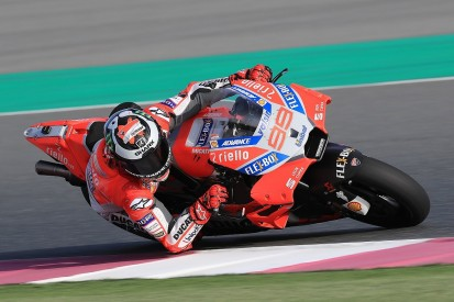 Jorge Lorenzo's new Ducati MotoGP chassis 'didn't work' in test