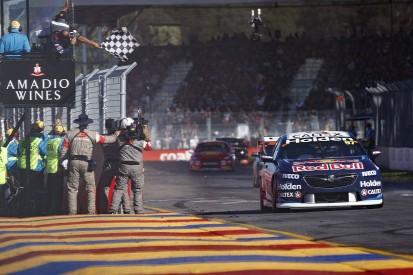 Adelaide Supercars: Shane van Gisbergen wins on new Holden's debut