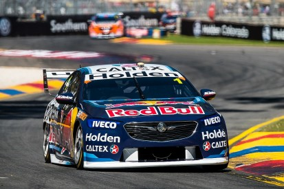 Crash legacy hampered Supercars champion Whincup in Adelaide opener