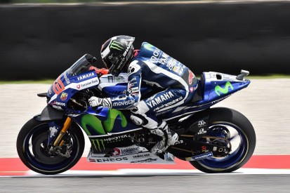 Lorenzo says Iannone's Mugello MotoGP pace does not concern him